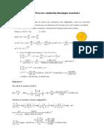 Solution Serie 3(1)