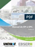Manual de Epi - Hu-univasf PDF