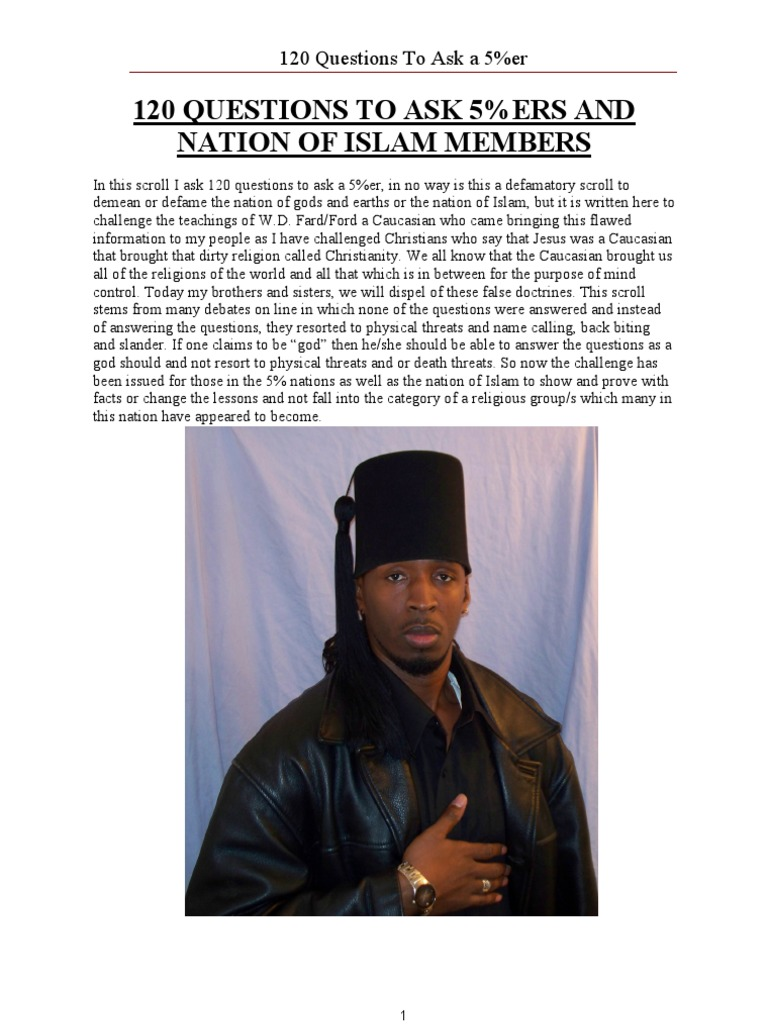 nation of gods and earths 120 lessons pdf