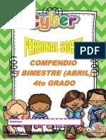 COMPENDIO ABRIL PERSONAL  4TO