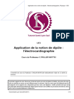 3. Application de La Notion de Dipôle