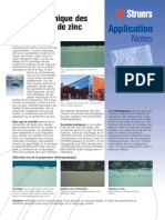 Application Note Zinc French
