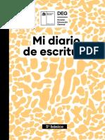 Diario 5° básico
