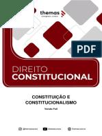 2021 - Direito Constitucional - Constituição e Constitucionalismo - FULL
