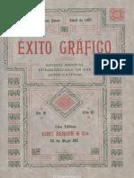 Éxito gráfico. 4-1907, n.º 18