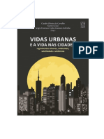 eBook Vidas Urbanas
