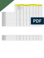 seguimiento de documentos, modelo