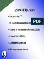 COPs Spanish Day 3 15 Operaciones Especiales