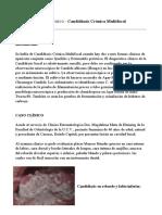 CASO CLÍNICO Candidiasis (1)