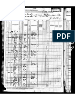 1880 Census -- Lawrence Ware