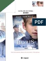 Guía de Lectura Boris
