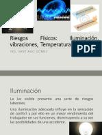 11. R. RIESGOS ILUMINACION, VIBRACIONES, TEMPERATURAS EXTREMAS