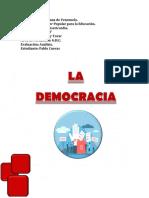 Trabajo Democracia