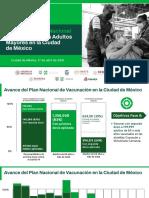 Plan Nacional de Vacunacion Fase Viii