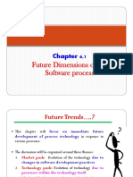 6 Future Directions of Software Process
