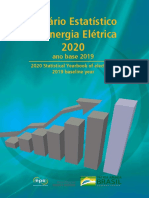 Anuário Estatístico de Energia Elétrica 2020