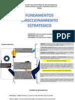 Cuadro sinoptico Fundamentos Direccionamiento Estrategico