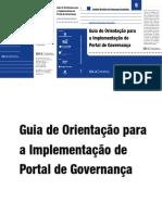 6 - Guia de Orientação Para a Implementação de Portal de Governança