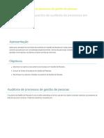 Aula 4 Principais aspectos de auditoria de processos em gestão de pessoas