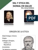 MORAL Y ETICA DEL PROFESIONAL EN SALUD