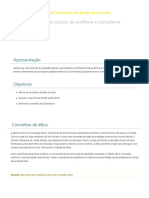 Aula 10  Ética nos processos de auditoria e consultoria organizacional