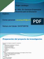 El PROBLEMAPOST-1sem12019