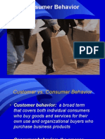 3  Consumer Behaviour