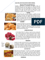 COMIDAS DO TIPO JUNK FOOD QUE SÃO ÍCONES NO BRASIL