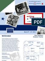 Writing Democracy Program