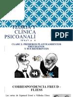 Psicoanálisis I - Clase 2
