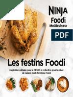 Ninja_Foodi_OP300_nouveau livre de recettes en français