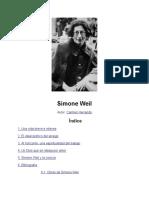 Simone Weil-Ludwin Wittgenstein