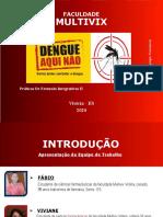 PORTIFOLIO DA DISCIPLINA PRATICA DE EXTENSÃO INTERDISCIPLINAR - 1