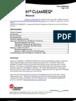 Agencourt_CleanSEQ_Protocol
