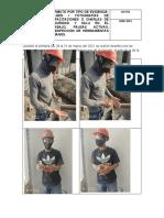 Desinfeccion de Manos Del 29 Al 31 Marzo 2021