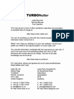 LADA Maintenance manual