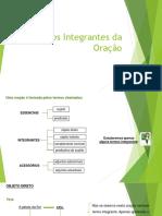 2ª Série EM - Powerpoint OD, OI, OD Preposicionado e OD e OI Pleonásticos (1)