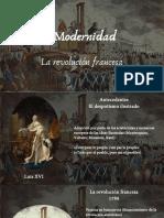 HCyC 5.3 Modernidad. La revolución francesa