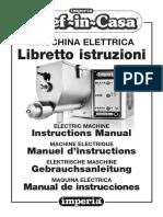 User Manual Gk033
