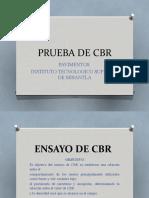 PRUEBA DE CBR