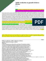 PRACTICA 9 Fallo de Ovulación y Doble Ovulación en Ganado Lechero. Art Traducido