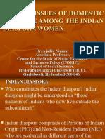 Indian Diaspora and Domestic Violence