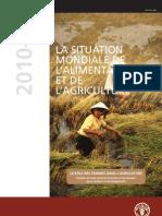 Rapport Fao 2011