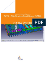 CATIA - Ship Structure Detail Design 2 (SDD)