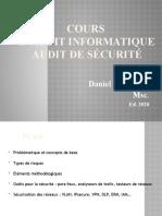 Audit de Securite info UL 2018