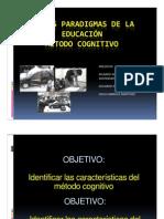 Presentiacion Del Cognitivismo2