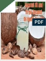Coconut Oil and Virgin Coconut - Beye Base
