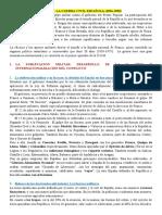 T.17 LA GUERRA CIVIL ESPAÑOLA (1)