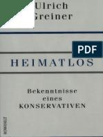 Greiner,2017,Heimatlos
