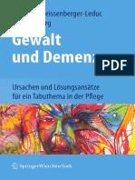 Gewalt und Demenz_ Ursachen und Lösungsansätze für ein Tabuthema in der Pflege ( PDFDrive )